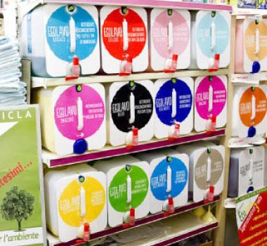 detergenti ricaricabili merate