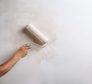 scegliere pittura murale
